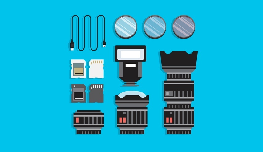 Curso inicial de fotografia digital sobre reglas de composición