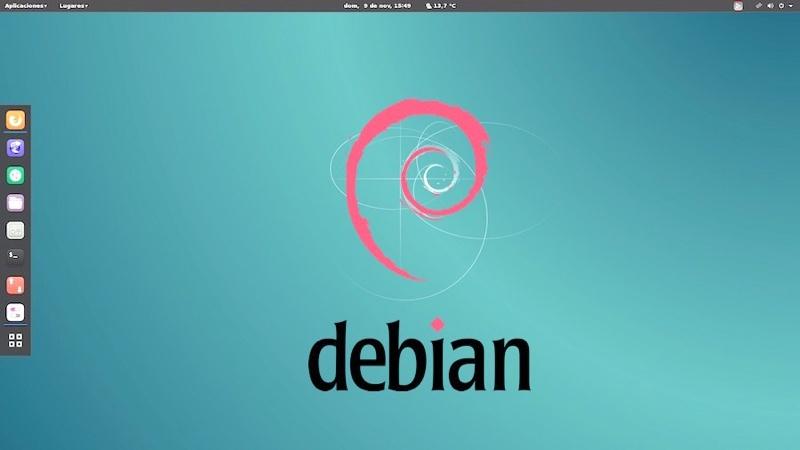 Curso básico de Linux con Debian