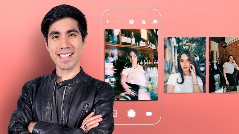 Curso gratuito de fotografía con smartphone