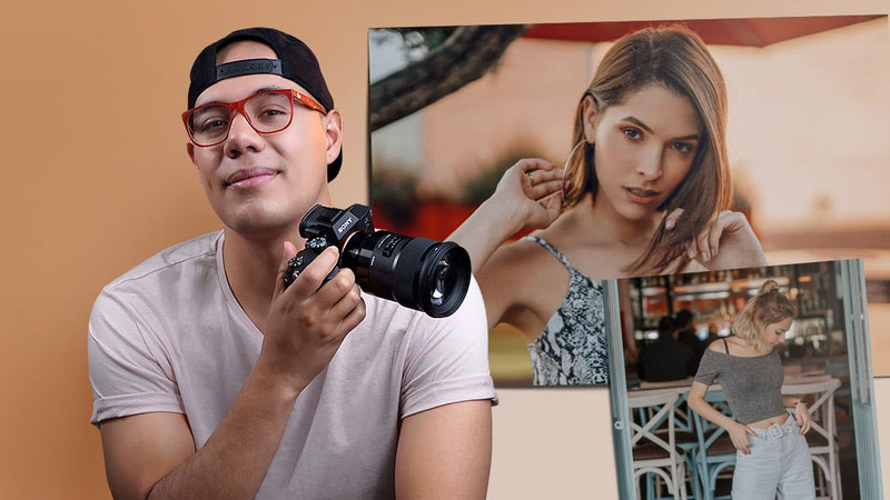 Curso de Introducción a la Fotografía Lifestyle
