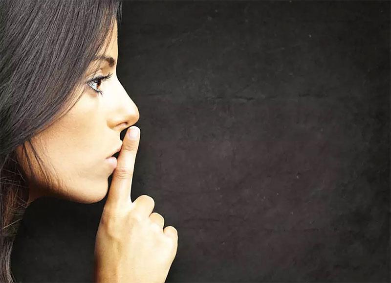 Aprende a pensar antes de hablar