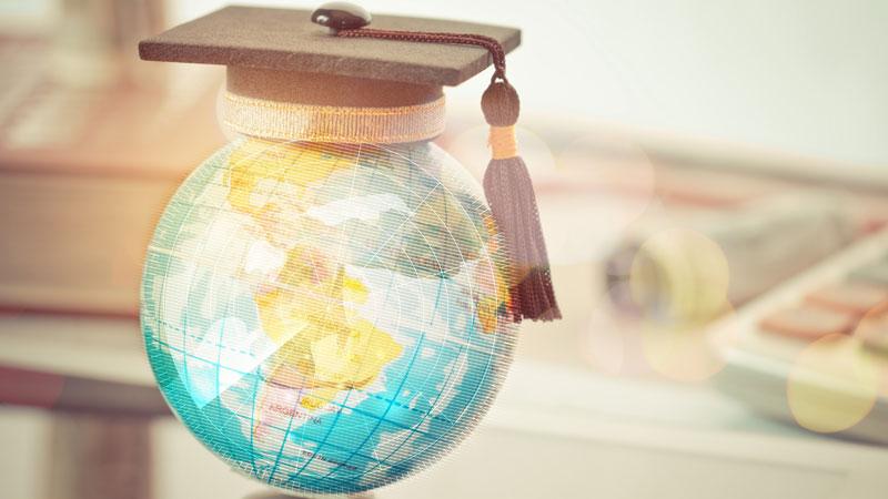Becas para estudiar en el extranjero en 2020