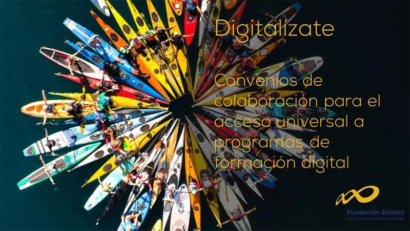 «Digitalizate»: Cursos gratis en competencias digitales