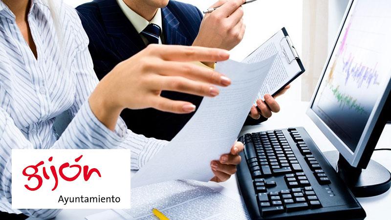 Curso Online de Preparación de Oposiciones a Auxiliar Administrativo del Ayuntamiento de Gijón (Precio: 440€)