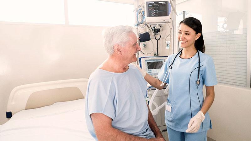 Auxiliar de residencia geriátrica (Precio: 39€)