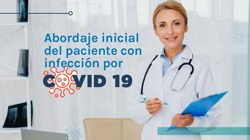 MOOC COVID-19: Abordaje inicial del paciente con infección por Covid-19. Universidad Javierana