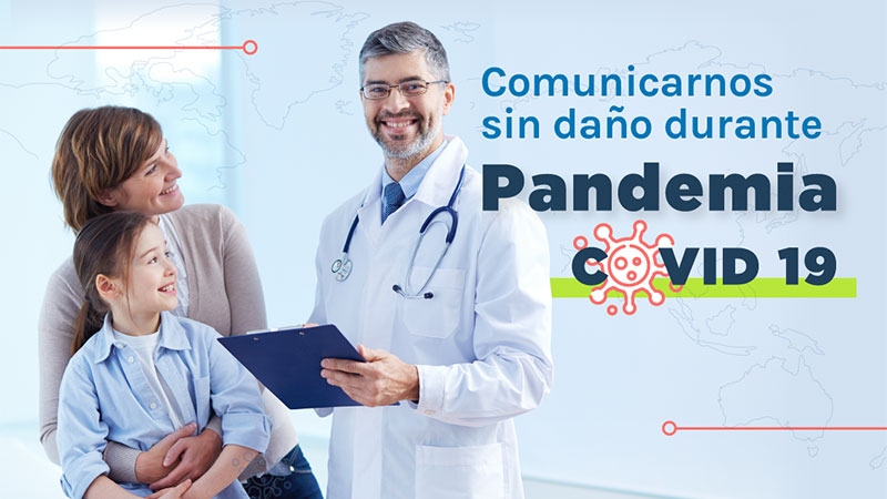 MOOC COVID-19: Comunicarnos sin daño durante la pandemia. Universidad Javierana