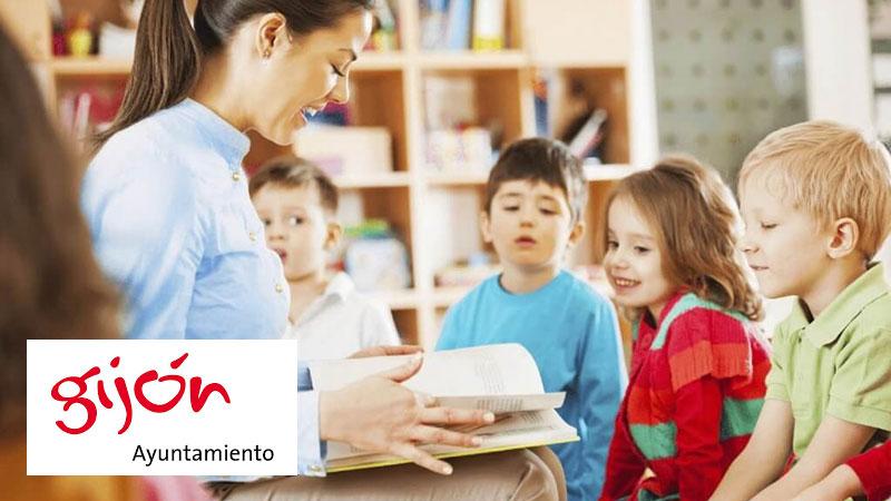 Preparación de Oposiciones para Técnico de Educación infantil para la Bolsa del Ayuntamiento de Gijón (Precio: 150€)