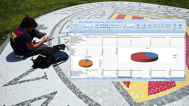 MOOC en Excel: gestión de datos. Universitat Politécnica de Valencia.