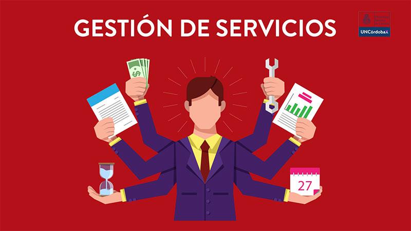 Gestión de servicios: diseño de experiencias exitosas – Universidad Nacional de Córdoba (Precio: 321,30 USD)