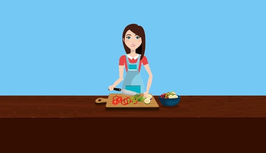 Aprende a cocinar guarniciones sin perder el tiempo